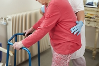 Falling May Occur Among Elderly Patients